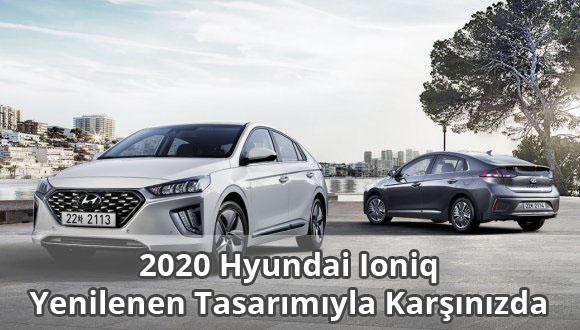 2020 Hyundai Ioniq Tanıtıldı