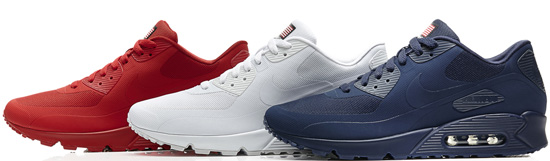 4e3d8df8ff41a Released over this weekend were these three Nike Air Max  90 s a part of  the