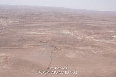 Ancient 150-km-long wall in Jordan puzzles archaeologists