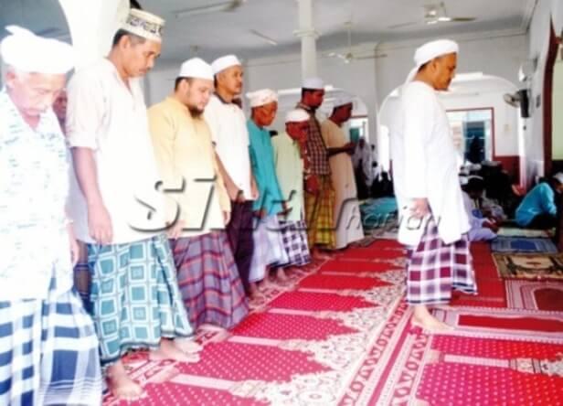Solat Dua Imam