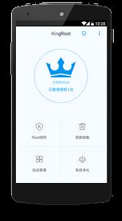 Kingroot Apk v4.9.6 Terbaru Android + Cara Root