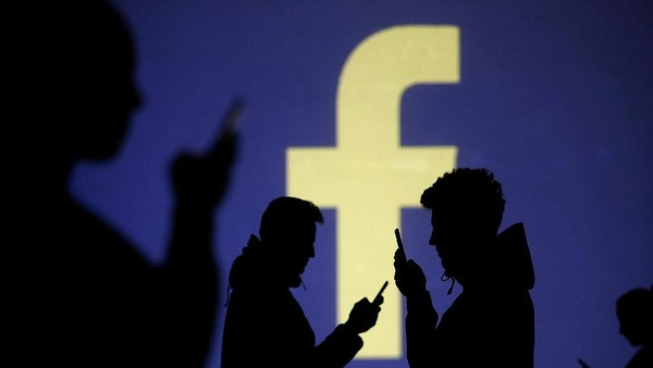 Konten Terorisme di Facebook Melonjak 73 %