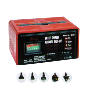 Car Battery Charger 2
