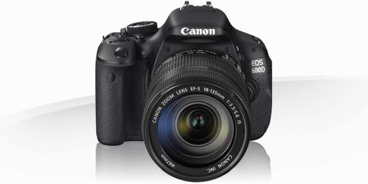 Kamera DSLR Canon EOS 600D Review Fitur dan Kelebihannya
