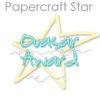 Runner Up at Papercraft Star
