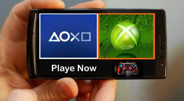 هل تريد تشغيل وتحميل وتنزيل محاكي بلاي ستيشن 4  playstation 4 للاندرويد , أو تحميل محاكي اكس بوكس xbox 360 للأندرويد , أفضل محاكي للأندرويد لتشغيل الألعاب الكبيرة لكل أجهزة الأندرويد.