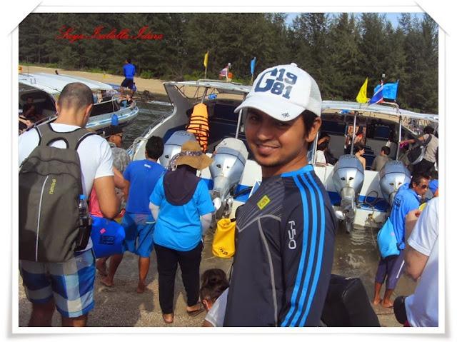 Krabi, thailand, bercuti ke thailand