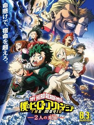 Boku no Hero Academia: Futari no Hero (Película) | Sub Español | Mega