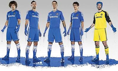 Jersey Chelsea 2013 2014