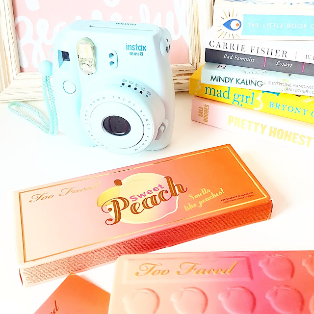 Too Faced Sweet Peach Palette | Review & Swatches