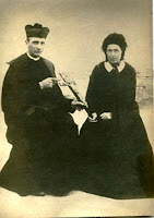 Padre Anibal y Melania Calvat