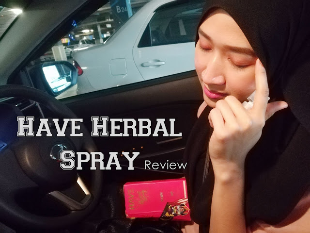 HAVE Herbal Spray