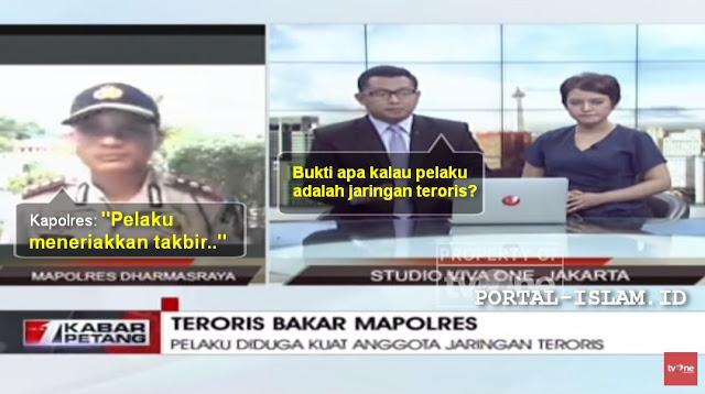 Komnas HAM: Sebut Takbir Sebagai Bukti Teroris, Kapolres Dharmasraya Layak Disanksi