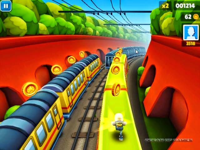 Free Download Subway Surfers Game