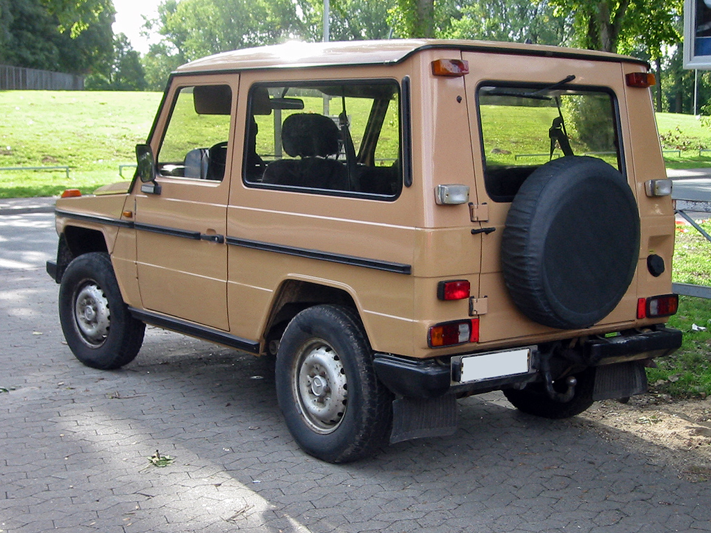 Unimog's little brother | Car guy's paradise