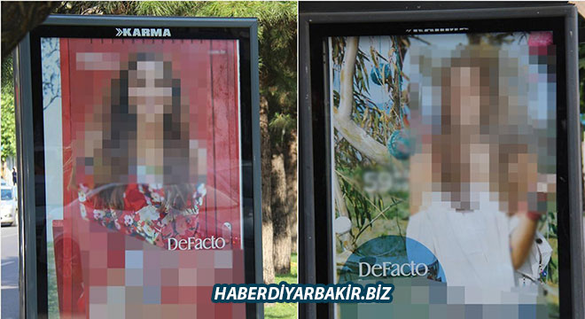 Reaction from people of Diyarbakır to obscene content banners
