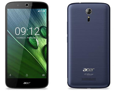 Acer Liquid Zest Plus Specifications - LAUNCH Announced 2016, April Also Known as Acer Liquid Zest Plus Z628 DISPLAY Type  IPS LCD capacitive touchscreen, 16M colors Size 5.5 inches Resolution 720 x 1280 pixels (~267 ppi pixel density) Multitouch Yes BODY Dimensions - Weight - SIM Single SIM (Micro-SIM) or Dual SIM (Micro-SIM, dual stand-by) PLATFORM OS Android OS, v6.0 (Marshmallow) CPU Quad-core 1.3 GHz Cortex-A53 Chipset Mediatek MT6735 GPU Mali-T720MP2 MEMORY Card slot microSD (dedicated slot) Internal 16 GB, 2 GB RAM CAMERA Primary 13 MP, phase detection/laser autofocus, LED flash Secondary 5 MP Features Geo-tagging, touch focus, face detection, HDR, panorama Video 1080p@30fps NETWORK Technology GSM / HSPA / LTE 2G bands GSM 850 / 900 / 1800 / 1900 - SIM 1 & SIM 2 (dual-SIM model only) 3G bands HSDPA 4G bands LTE Speed HSPA, LTE GPRS Yes EDGE Yes COMMS WLAN Yes GPS Yes, with A-GPS USB microUSB v2.0 Radio  Bluetooth Yes FEATURES Sensors Accelerometer, proximity, compass Messaging SMS(threaded view), MMS, Email, Push Mail, IM Browser HTML5 Java No SOUND Alert types Vibration; MP3, WAV ringtones Loudspeaker Yes 3.5mm jack Yes  - DTS HD sound  - Active noise cancellation with dedicated mic BATTERY  Non-removable Li-Ion 5000 mAh battery Stand-by  Talk time  Music play -  MISC Colors Blue, White Features - Fast battery charging - MP3/WAV/AAC/Flac player - MP4/H.264 player - Photo/video editor - Document viewer
