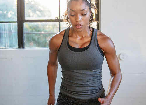 Your 7-Minute Fat-Blasting HIIT Workout