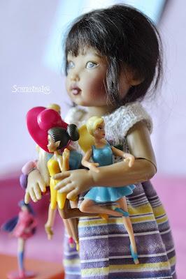 Kinder Surprise, киндер сюрприз, Барби