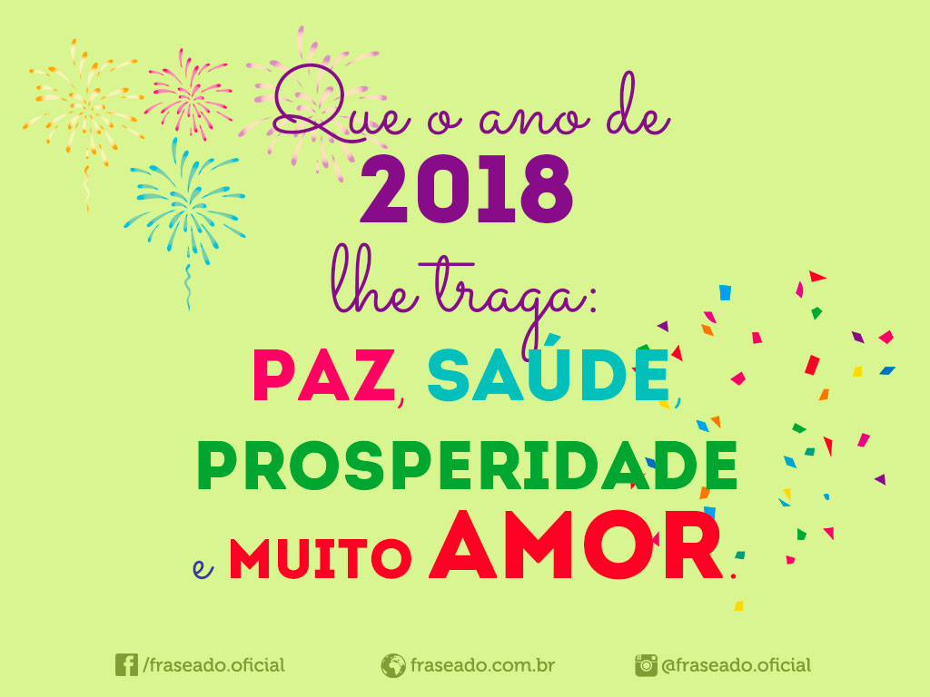 Fabi Artes Ateliê: Feliz Ano Novo 2018