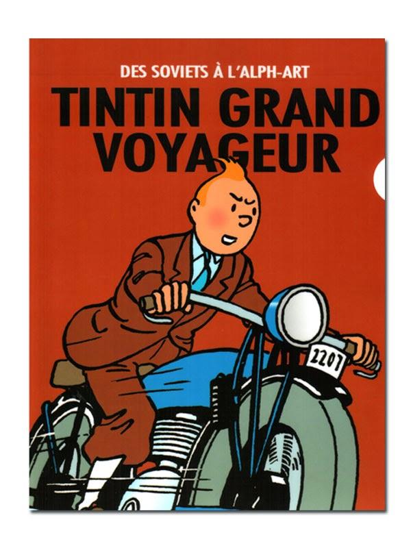Tintin Grand Voyageur