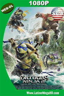 Tortugas Ninja 2: Fuera de las Sombras (2016) Subtitulado HD WEB-DL 1080P - 2016