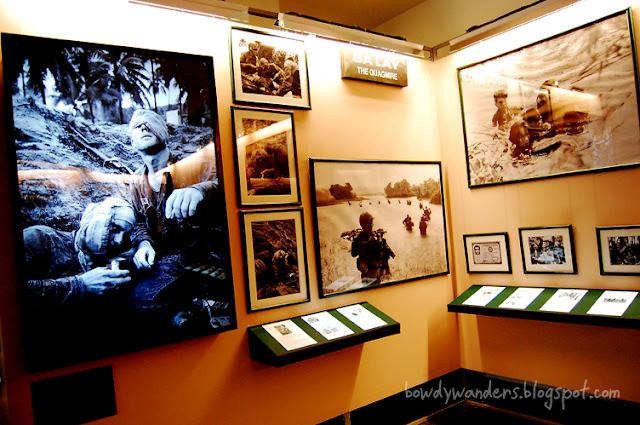 bowdywanders.com Singapore Travel Blog Philippines Photo :: Vietnam :: War Remnants Museum, Ho Chi Minh City