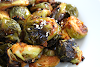Roasted Brussels Sprouts with Miso and Lemon
