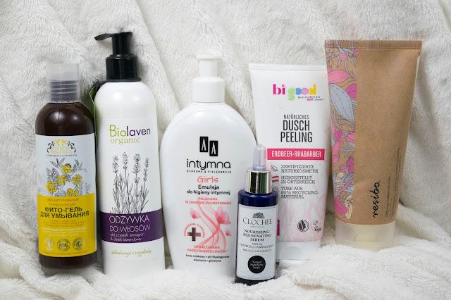 [468.] Ulubieńcy ostatnich tygodni- naturalne kosmetyki warte uwagi!