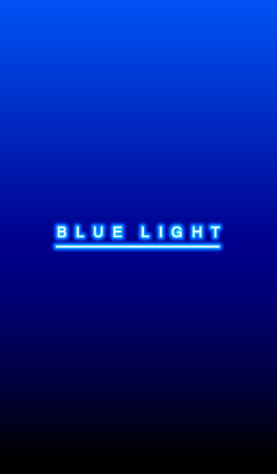 SIMPLE LIGHT (BLUE)