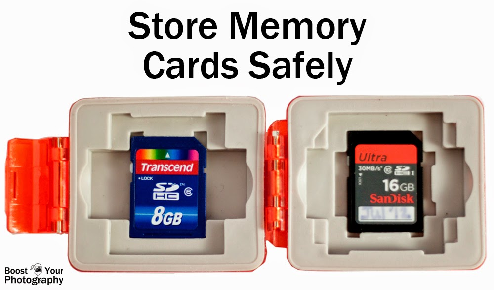 Store Memory Cards Safely | Boost Your Photography