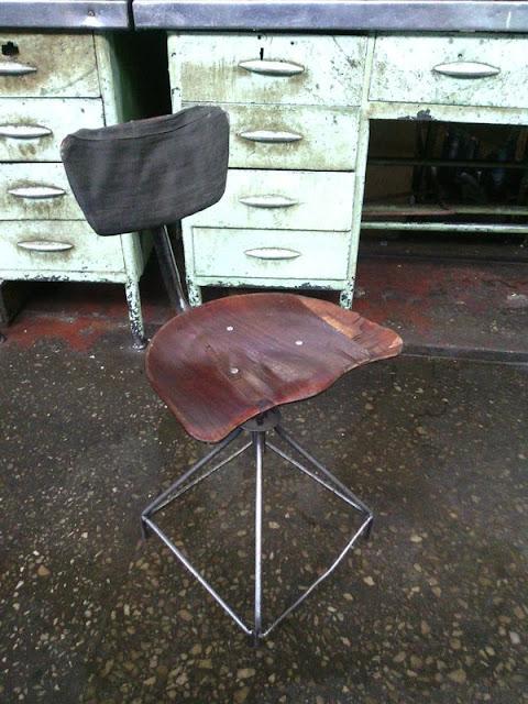 стул слесаря