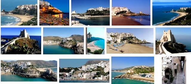 Mare nel Lazio da Terracina a Sperlonga a Gaeta
