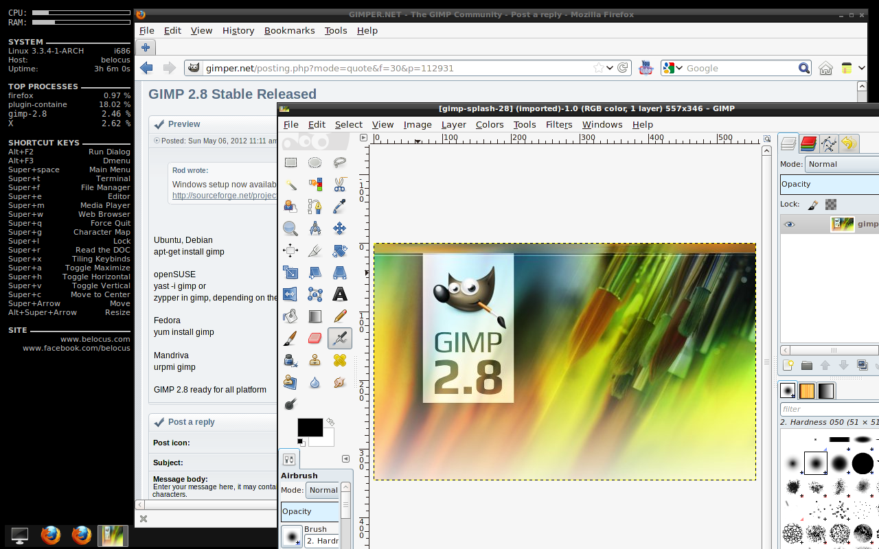 Gimp 2.6 Tutorials Download Gimp Free