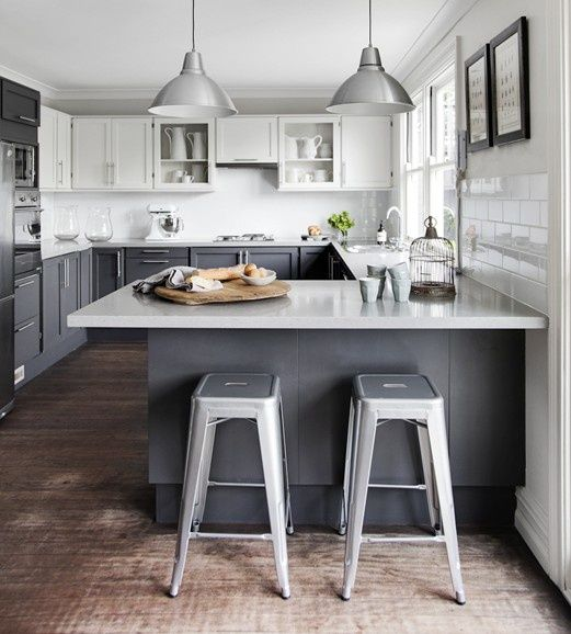 mission kitchen cabinets with Szara Kuchnia Grey Kitchen on Built In Bedroom Cabi s moreover Reclaimed Barnwood Tg Flooring moreover Why Ill Never Paint Our Wood Trim in addition How To Make Kitchen Cabi  Doors also High Profile.