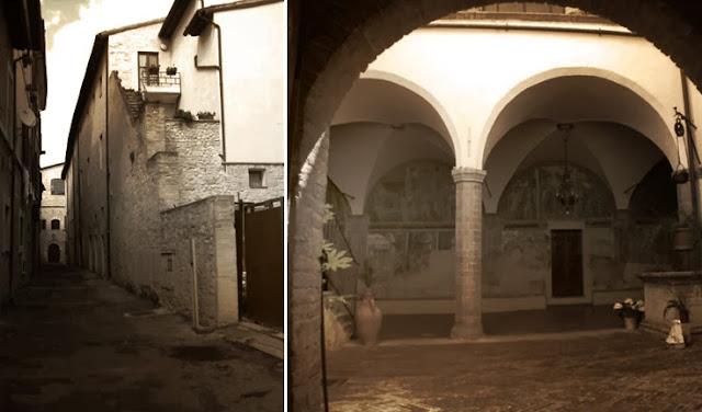 lugares assombrados, assombração, fantasma, aparição, local, itália
