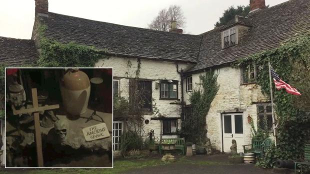 The Brook Forest Inn Was Originally Built In Early 1900any Ghosts Are Said To Walk Through Accommodation Facility Top Floor Houses Two