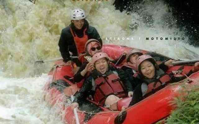 Mantap deh Rafting di Bandung dengan Gravity Adventure Pangalengan