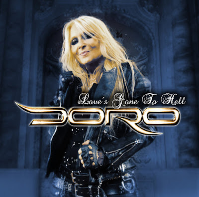 DORO - Loves Gone To Hell - singolo - 2016