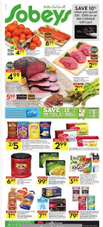 Sobeys flyer this week November 10 - 16, 2017