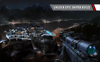 Hitman: Sniper v1.7.77898 Mod Apk Data (Unlimited Money) Terbaru