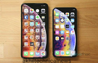 Apple iPhone Xs, Xs Max