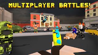 Pixel Fury: Multiplayer 3D Mod Apk v6.0