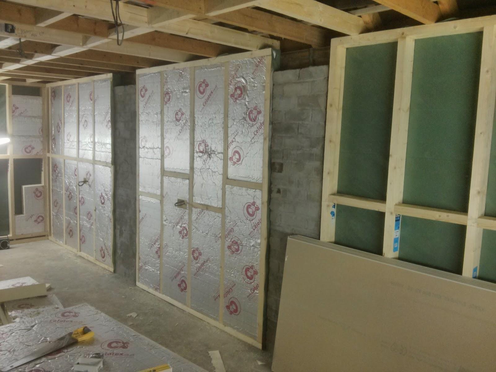 Grogley Junction: The Garage (Modelling Room) update