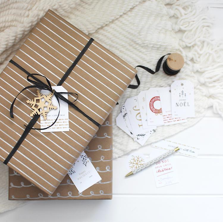 2016 free printable holiday gift tags - creative index blog