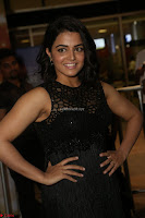 Wamiqa Gabbi in a sleeveless Black Designer Transparent Gown at 64th Jio Filmfare Awards South ~  Exclusive 129.JPG