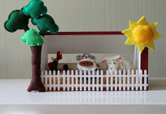 Farm Nursery Decor Bedroom
