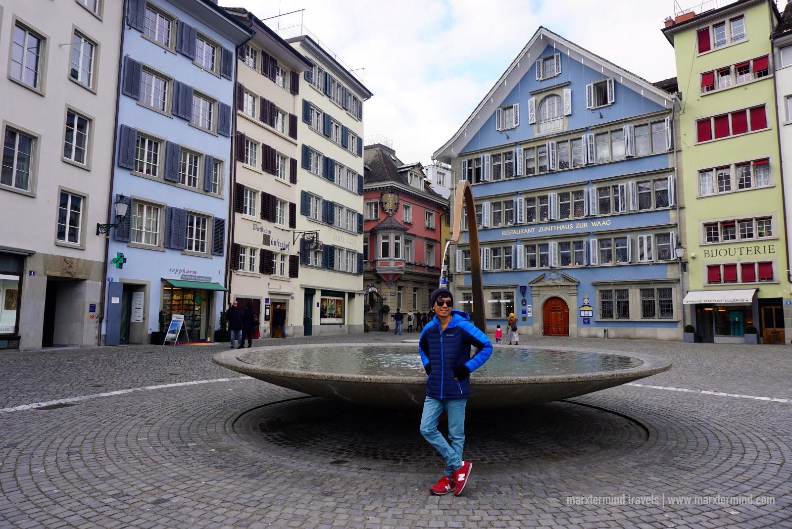 marxtermind in Zurich