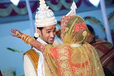 Karan__Sharma_And__Tiaara_Kars_Wedding__Pictures