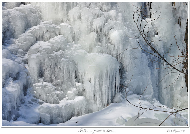 Fells: ... frozen in time...